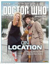 Doctor Who Magazine Special #44 - On Location - The Daemons, Tom Baker etc.
