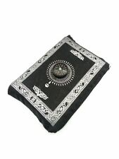 Prayer Carpet+Compass for Travel on the Road Namaz Islam Mat Mecca sejjada