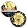 Donald Trump 2020 Keep America Great Commemorative Challenge Coin Eagle Coins RE