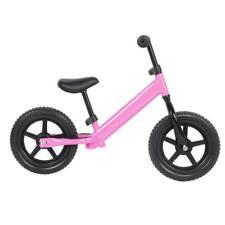 12 inch Sports Wheel Kids Training Balance Bicycle Children No-Pedal Bike CA