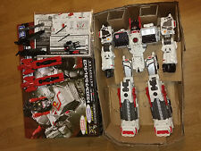 Transformers Takara TG-23 Generations Metroplex Titans Fall Of Cybertron Opened