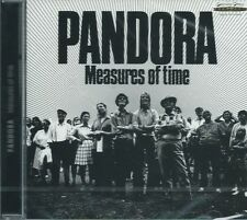 PANDORA - MEASURES OF TIME 74 SWEDISH PROG ROCK w/ MOOG RIFFS GUITAR EDGE SLD CD