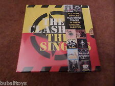 The Clash - The Singles Box Set 19 x UK CD Singles RARE! SEALED! London Calling
