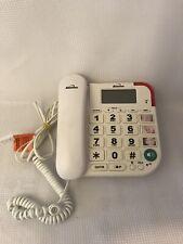Binatone Speakeasy 7 Big Button Electronic Corded Phone Telephone