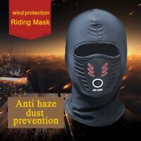 Kaltes Wetter Thermal Face Mask Winter Fleece wasserdichte Bike Sturmhaube Maske