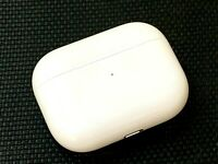 Authentic Apple AirPods Pro - Wireless Charging Case Replacement Only A2190