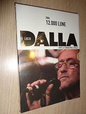 DVD N°8 2006 12.000 LUNE LUCIO DALLA DOV'E' LA STRADA PER LE STELLE