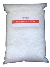 Paraffin Wax (Kerawax 4600) Pillar Blend Top Quality Fully Refined - Choose Size