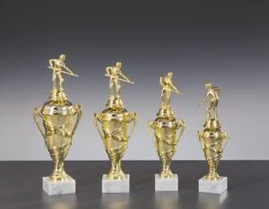 Große Billard-Pokale Snooker Poolbillard  mit Wunschgravur Auszeichnung Ehrung