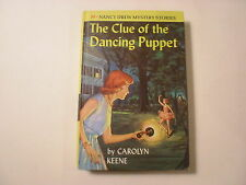 Nancy Drew #39, The Clue of the Dancing Puppet, Picture Cover