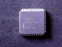 N80C32 - Intel Microprocessor (PLCC-44)