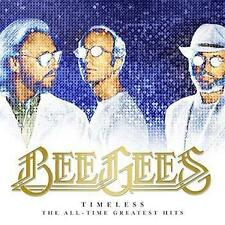 Bee Gees Timeless The All-Time Greatest Hits CD NEW