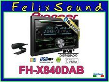 Pioneer FH-X840DAB Autoradio DAB + ATENNA DAB OMAGGIO !