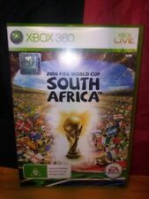 2010 FIFA World Cup South Africa - Microsoft Xbox 360 PAL - Includes Manual
