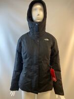 NWT The North Face Outer Boroughs Black Waterproof Insulated Jacket Women Size S