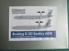Combat Conversions Boeing E-3D Sentry AEW-1 resin conversion kit 1/72 scale