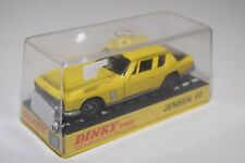 .- DINKY TOYS 188 JENSEN FF YELLOW NEAR MINT BOXED