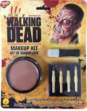Walking Dead Makeup Kit Zombie Undead Fancy Dress Halloween Costume Accessory