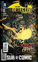 DETECTIVE COMICS #52 (DC 2016 1st Print) COMIC