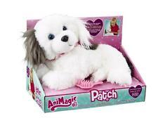 Animagic 31180.4300 Pretty Patch Puppy Soft Plush Toy Plastic 3+ Years - New