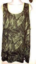plus sz XL (24) TS TAKING SHAPE Aspire Activewear Singlet Gym Crop Bra Top NWT!