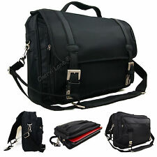 """High Quality 15"""" Laptop Business Executive Briefcase College Work Bag Carry Case"""