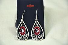 Florida State Seminoles Teardrop Earrings