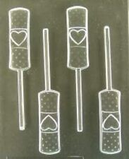 BAND AID WITH HEARTS LOLLIPOP CHOCOLATE CANDY MOLD PARTY MCSTUFFIN PARTY FAVOR