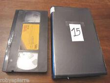 Videocassetta vhs video cassetta vintage e180 e 180 agfa 288402 supercar altro