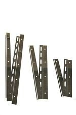 Stainless Steel Hanging Bracket for PVC Strip Curtain PACK of 10 (200/300/400mm)