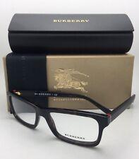 b3aff3e426c New BURBERRY Eyeglasses B 2187 3002 55-17 140 Tortoise Havana Rectangular  Frame