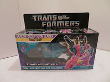 Transformers  G1  Seacon Leader  Snaptrap  mib, sealed, mosc, moc
