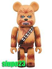 Medicom 100% Bearbrick ~ Star Wars Be@rbrick Chewbacca