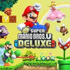 New Super Mario Bros U Deluxe   Nintendo Switch   Lire description