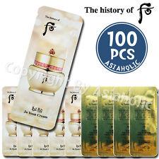 The history of Whoo Bichup Ja Yoon Cream 1ml x 100pcs (100ml) Sample Anti-Aging
