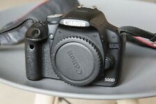 Canon EOS 500D Body Only