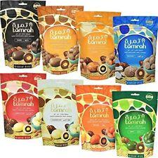 2 x tamrah Premium Chocolat Couvert dates aux amandes de Luxe Cadeau khajoor