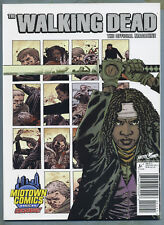 The Walking Dead The Official Magazine #1 2012 Midtown Comics (Michonne) Variant