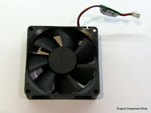 AVC C8025S24HA - 24V - 80mm Fan. UK Seller - Fast Dispatch.