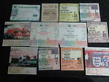 ENGLAND v  POLAND  @ Wembley  1999   TICKET  POST FREE