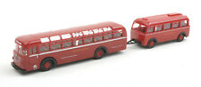 Brekina HO 1:87 Bus/Coach - Bussing 6500 T & Orion WH 115 Bus Trailer *BOXED*