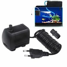 AC 220V-240V 400L/H Flow Rate Brushless Fountain Motor Submersible Water Pump