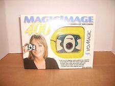 Vintage I/O MAGIC MAGICIMAGE 400 DIGITAL CAMERA . Web Cam. Windows 2000 DR-MD400