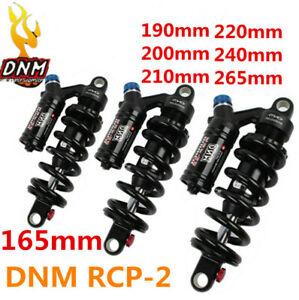 DNM RCP-2S 165mm 220mm Rear Shock Air Suspension Downhill mtb Electric E Bike