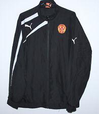 Motherwell Scotland training jacket Puma Size S
