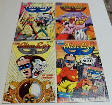Alter Ego #1 #2 #3 & #4 complete mini - lot of 4 First Comics 1986
