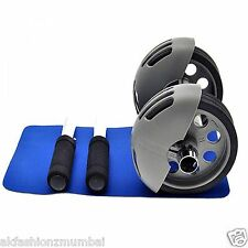 Power Stretch Wheel Roller For Fitness Slim Body