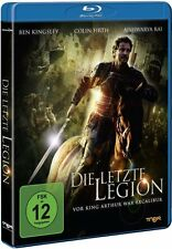 DIE LETZTE LEGION (Colin Firth, Ben Kingsley) Blu-ray Disc NEU+OVP