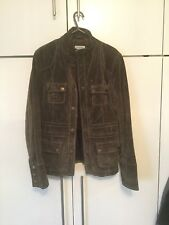 Ladies Suede Jacket Size 12