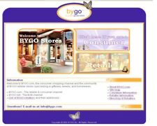 BYGO.com, BYGO.net, BYGO.org all three for sale at one low price